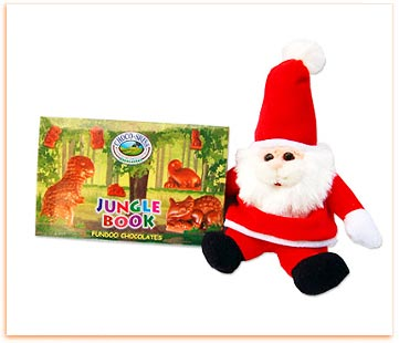 Santa Claus Chocolate Gift Hamper