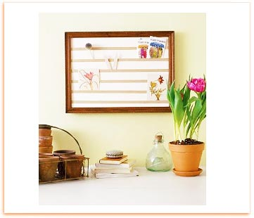 Recycled Wooden Picture Frame