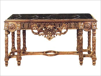 Antique Wood Table Design