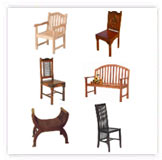 Types Of Wooden Chairs