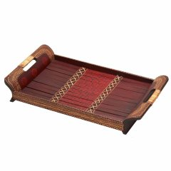 Wooden Trays With Handles ...